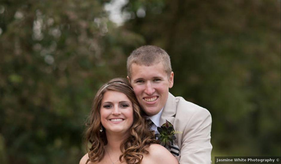 Emily and Aaron's Wedding in Sistersville, West Virginia