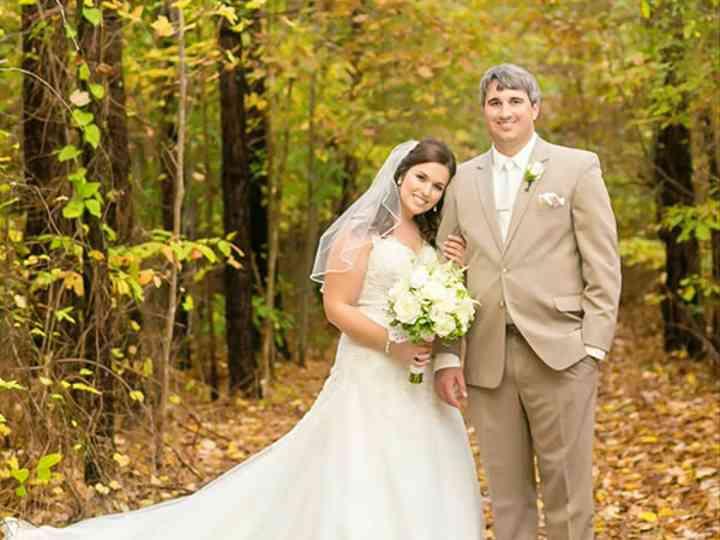 The wedding of Josh and Ashley