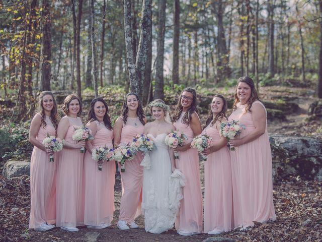 Brittany and John's Wedding in Murfreesboro, Tennessee 5