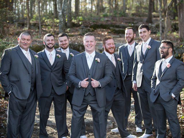 Brittany and John's Wedding in Murfreesboro, Tennessee 6