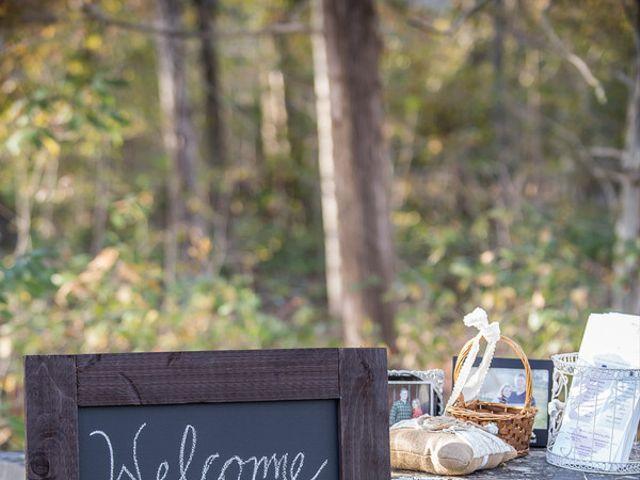 Brittany and John's Wedding in Murfreesboro, Tennessee 7