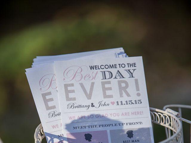Brittany and John's Wedding in Murfreesboro, Tennessee 9