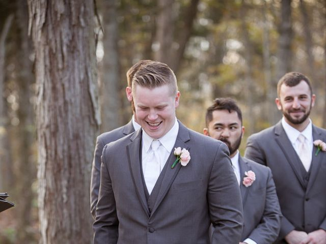 Brittany and John's Wedding in Murfreesboro, Tennessee 10