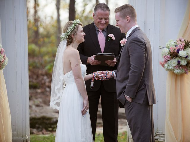 Brittany and John's Wedding in Murfreesboro, Tennessee 12