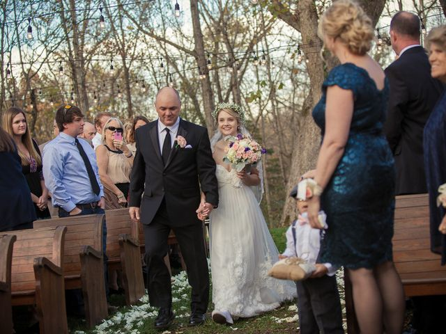 Brittany and John's Wedding in Murfreesboro, Tennessee 11