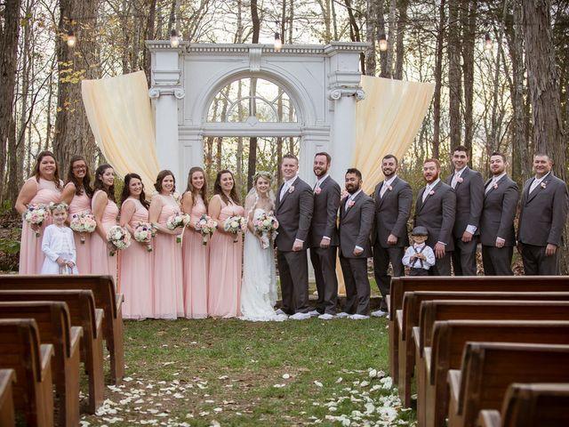 Brittany and John's Wedding in Murfreesboro, Tennessee 13
