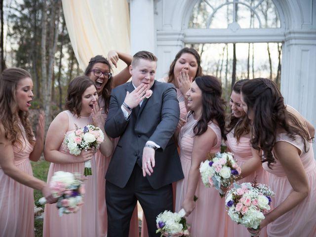 Brittany and John's Wedding in Murfreesboro, Tennessee 14