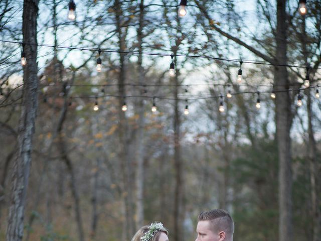 Brittany and John's Wedding in Murfreesboro, Tennessee 15