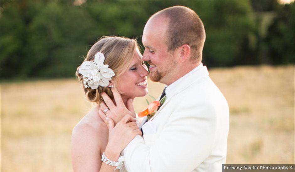 Ashley and Matthew's Wedding in Orange, Virginia