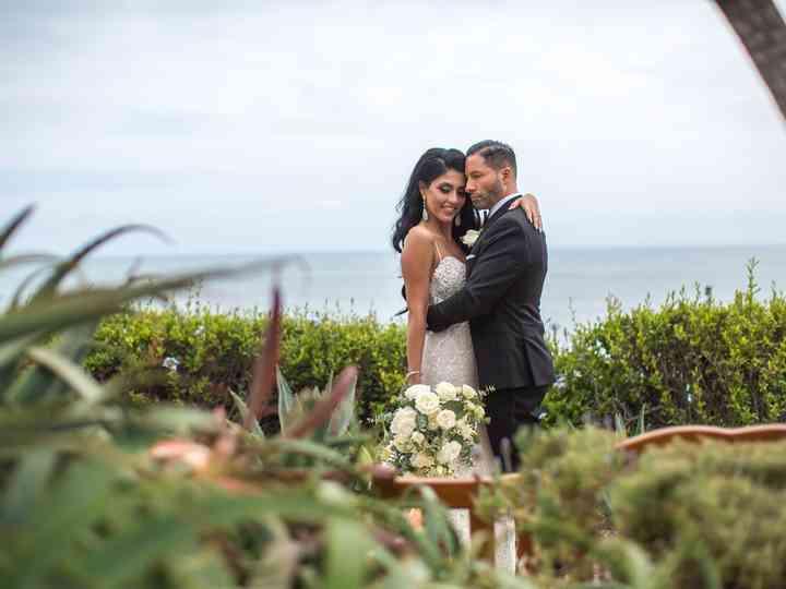 The wedding of Mike and Rachel