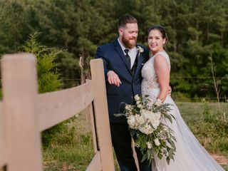 The wedding of Blake and Alyssa