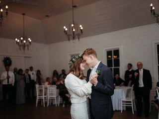 The wedding of Allison and Travis 3