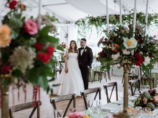 The wedding of Elena and Ronald 1