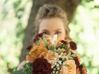 The wedding of Thea and Brigette 2