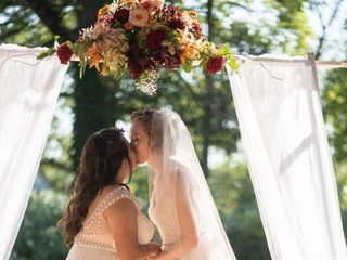 The wedding of Thea and Brigette 3