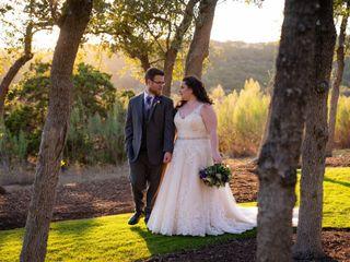 The wedding of Jennifer and Jonathan