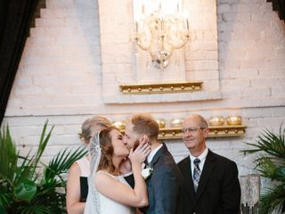 The wedding of Lindsay and Brendan 2