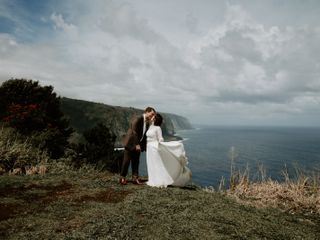 The wedding of Alexandra and Joseph