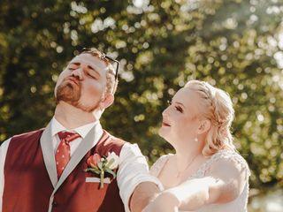The wedding of Caleb and Allison 1