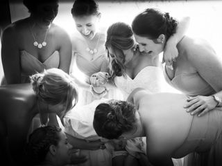 The wedding of Karlie and Bobby 1