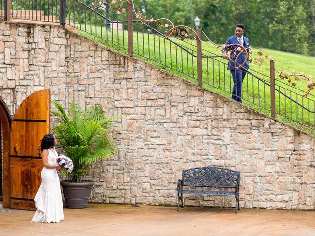 Hassan and Alexandra's Wedding in Fredericksburg, Virginia 15