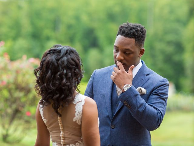 Hassan and Alexandra's Wedding in Fredericksburg, Virginia 18