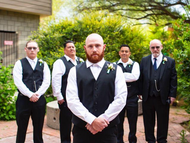 Krystopher and Kelly's Wedding in Tucson, Arizona 2