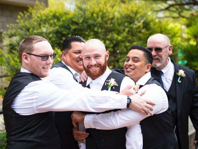 Krystopher and Kelly's Wedding in Tucson, Arizona 3
