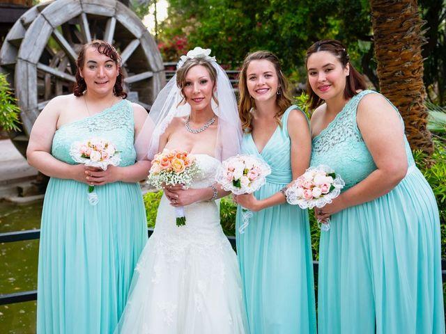 Krystopher and Kelly's Wedding in Tucson, Arizona 8