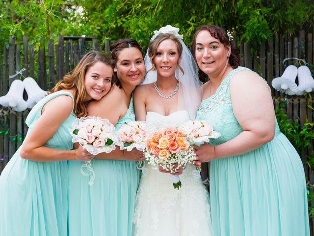 Krystopher and Kelly's Wedding in Tucson, Arizona 9