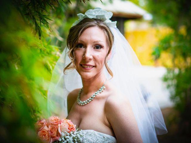 Krystopher and Kelly's Wedding in Tucson, Arizona 1