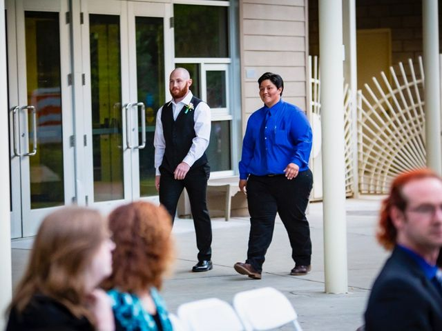 Krystopher and Kelly's Wedding in Tucson, Arizona 12