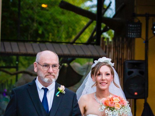 Krystopher and Kelly's Wedding in Tucson, Arizona 13
