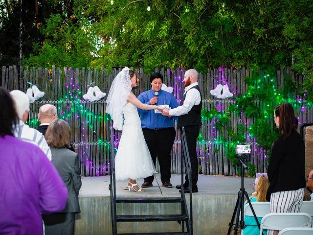 Krystopher and Kelly's Wedding in Tucson, Arizona 15