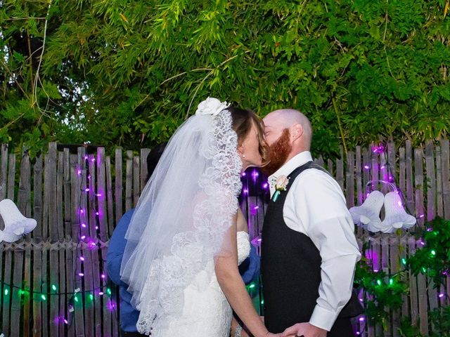 Krystopher and Kelly's Wedding in Tucson, Arizona 16