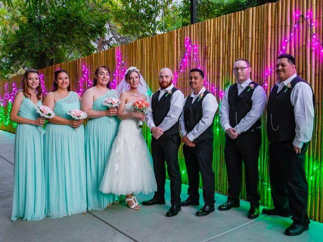 Krystopher and Kelly's Wedding in Tucson, Arizona 17