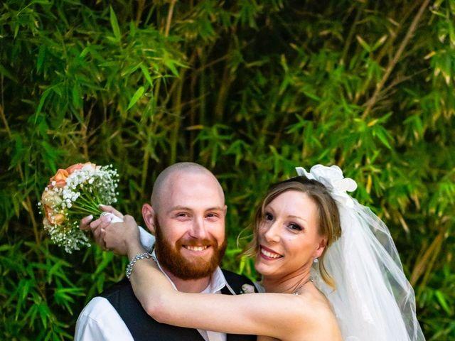 Krystopher and Kelly's Wedding in Tucson, Arizona 18