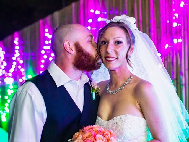 Krystopher and Kelly's Wedding in Tucson, Arizona 19