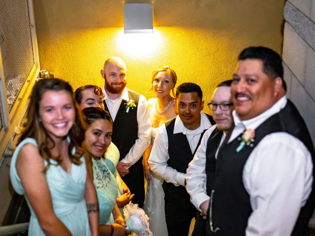 Krystopher and Kelly's Wedding in Tucson, Arizona 24