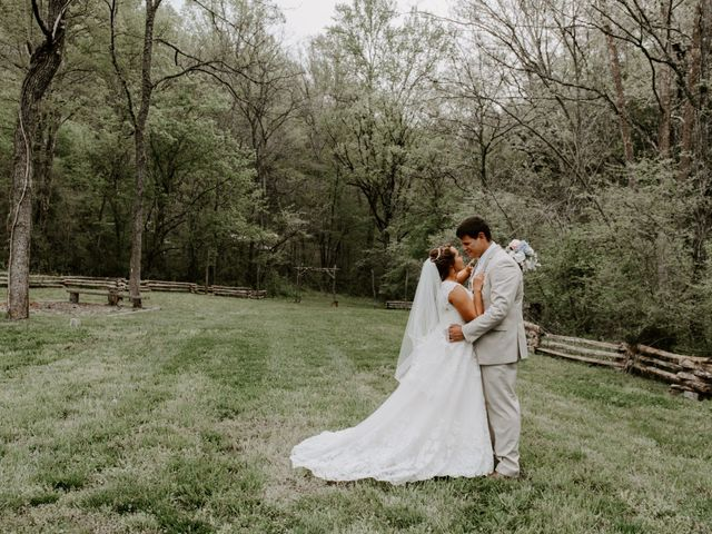 The wedding of Kaitlyn and Johnathan