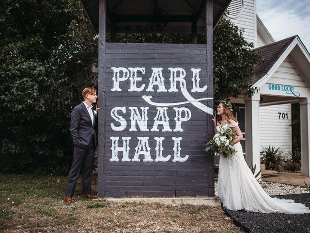 Travis and Allison's Wedding in Austin, Texas 1
