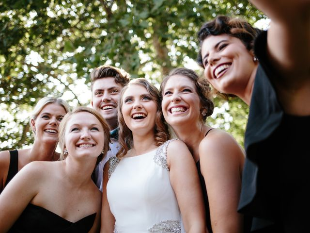 Brendan and Lindsay's Wedding in Richmond, Virginia 5