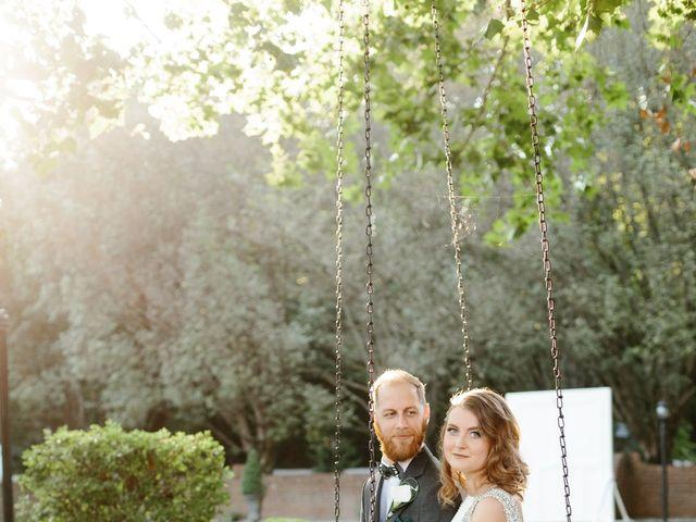 Brendan and Lindsay's Wedding in Richmond, Virginia 7