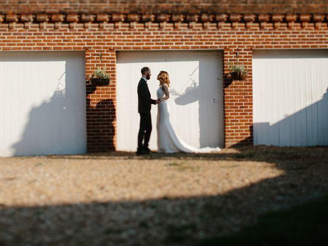 Brendan and Lindsay's Wedding in Richmond, Virginia 13