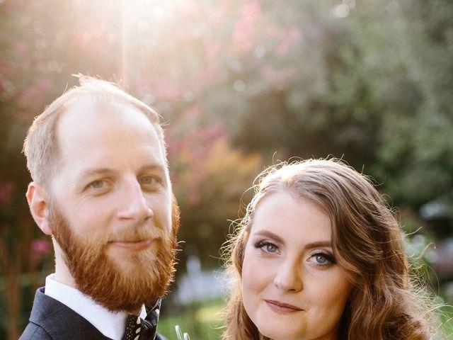 Brendan and Lindsay's Wedding in Richmond, Virginia 14
