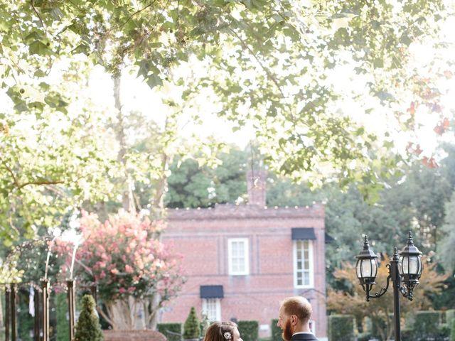 Brendan and Lindsay's Wedding in Richmond, Virginia 16