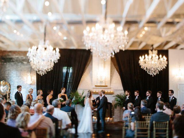 Brendan and Lindsay's Wedding in Richmond, Virginia 20
