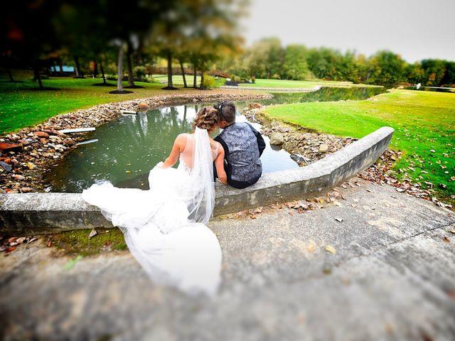 The wedding of Emma and Ryan