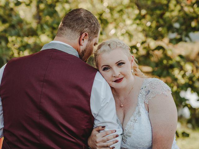 The wedding of Caleb and Allison