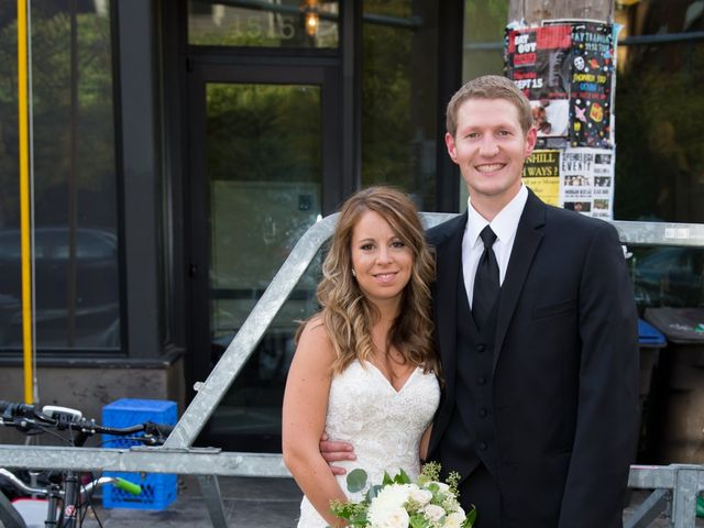 Bobby and Karlie's Wedding in Seattle, Washington 4
